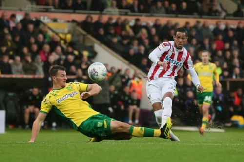Norwich City 0 Stoke City 1 Final word on the day the ghosts of Wilko, Huth and Whelan were smiling once again
