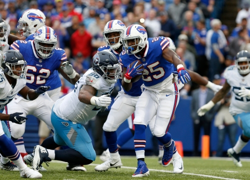 Josh Allen orchestrates game-winning drive as Bills beat Titans on last-second field goal