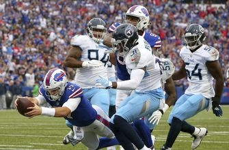 Bills beat Titans 13-12 on Hauschka's 46-yard field goal