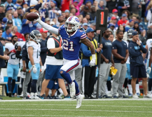 Another big day for the Bills defense, but at some point, the offense has to follow suit