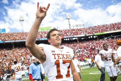 From a nickname's origin to not knowing Baker Mayfield: Five fun facts about Dicker the Kicker