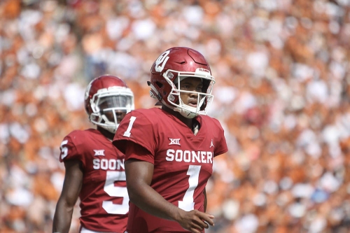 OU football: Kyler Murray writes 'It ain't over' in Instagram after loss to Texas