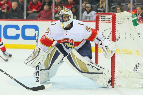 Florida Panthers Place Roberto Luongo on Injured Reserve