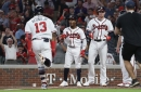 Whicker: Freddie Freeman's advice is ignored, but his power is celebrated in Braves' Game 3 win