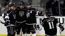 Ilya Kovalchuk has two assists to lead Kings past Red Wings