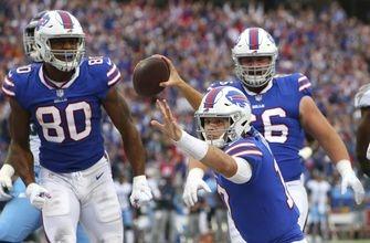 Bills rediscover running attack in 13-12 win over Titans