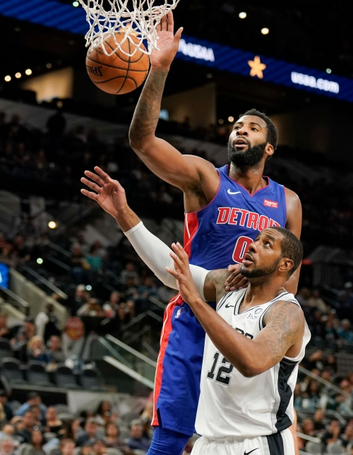 Detroit Pistons vs. Brooklyn Nets exhibition: Time, TV, game info