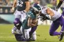 Eagles vs. Vikings snap count analysis