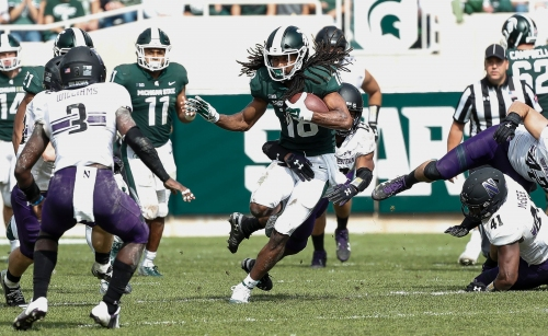 Michigan State football stock watch: Wide receivers show depth