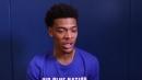 Kentucky's Quade Green talks about 2018-19 basketball team