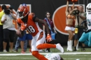A.J. Green had a monstrous, yet quiet Sunday vs. Dolphins
