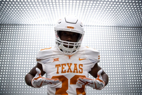 Recruits react to Texas' 48-45 victory over Oklahoma in the Red River Showdown