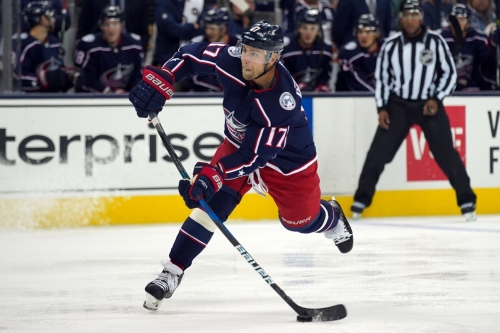 Brandon Dubinsky to Miss 4-6 Weeks Due to Strained Oblique