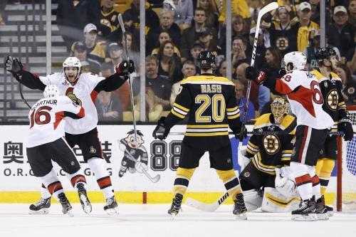 Game 3 Preview: Sens @ Bruins