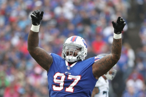 Rather than harp on the Bills' continuing offensive struggles, here's some positive takes