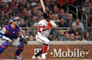 Ozzie Albies jumps up in the lineup for NLDS Game 4