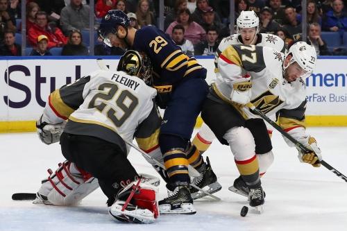 Game Thread: Sabres vs Golden Knights, Game 3