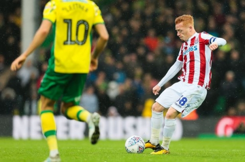 The big challenge now facing Stoke City man-of-the moment Ryan Woods