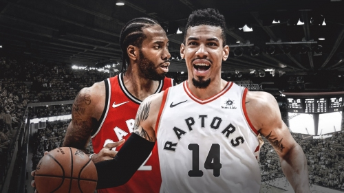 Raptors' Danny Green says Kawhi Leonard is being more vocal than ever