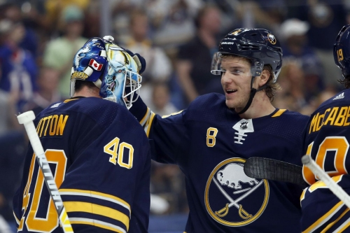 Recap: Sabres beat the defending Western Conference Champs to improve to 2-1