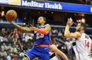 Preseason Game Thread: Knicks vs. Wizards, 10/08/18