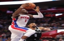 Pistons build chemistry with Blake Griffin, Reggie Jackson debuts