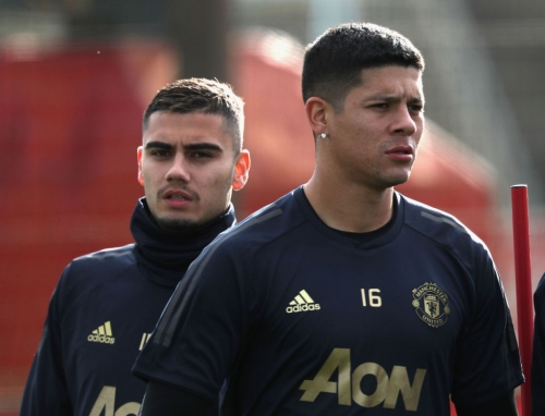 Everton open talks with Manchester United over Marcos Rojo transfer