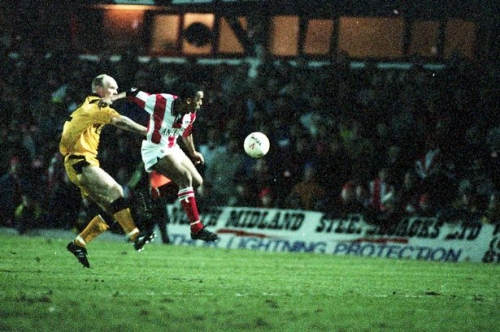 We were on opposite sides of Stoke City v Port Vale but here's why I respect Neil Aspin