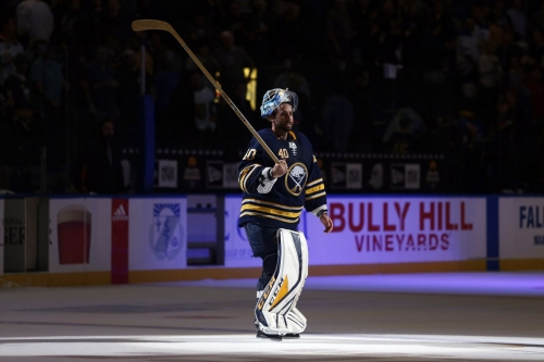 Daily Links: Sabres win, Luukkonen player of the week, and NHL injuries,