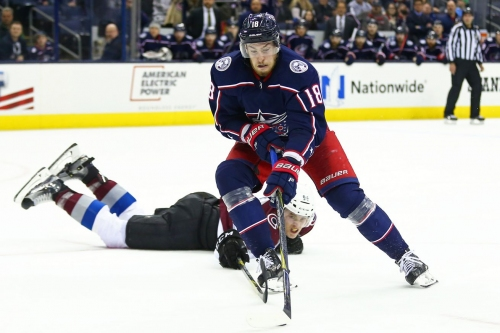 Game #3 Preview: Colorado Avalanche at Columbus Blue Jackets