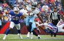 Buffalo Bills snap counts vs. Tennessee Titans