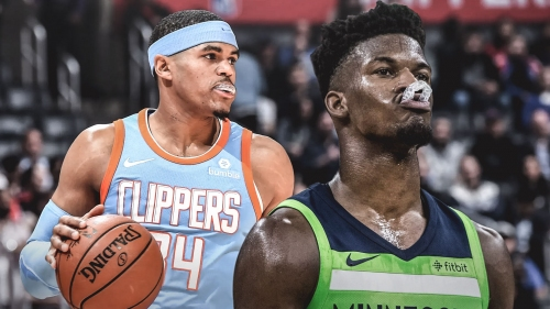 Clippers have yet to offer Tobias Harris, a must for any Jimmy Butler deal