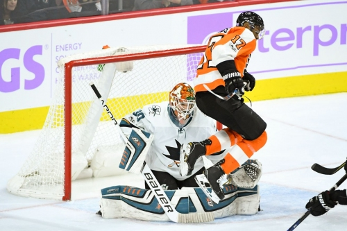 Sharks at Flyers Preview: Get Gritty?