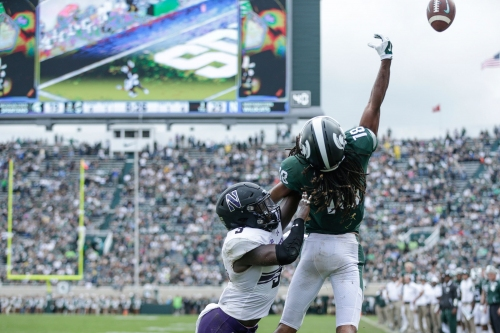 Breaking down Michigan State's offensive woes vs. Northwestern