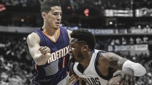 Devin Booker hopeful to play season-opener vs. Mavs