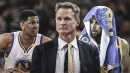 Warriors' Stephen Curry, Kevon Looney are all for Steve Kerr's preseason ejection vs. Suns