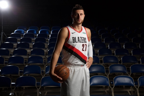 Jusuf Nurkic Ready to Perform