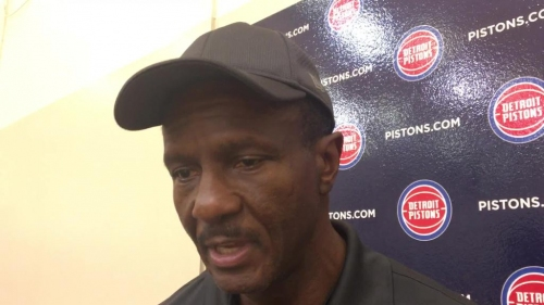 Detroit Pistons' Dwane Casey: Lots of good vs. Nets, but lots to clean up