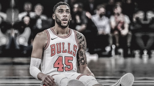 Denzel Valentine will likely miss all of preseason with ankle injury