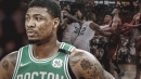 Marcus Smart 'moving on' from altercation with J.R. Smith