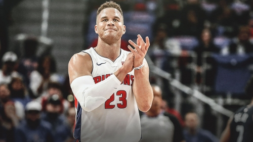 Video: Pistons' Blake Griffin announces retirement from comedy