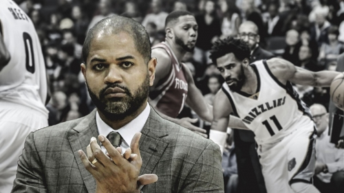 Grizzlies coach J.B. Bickerstaff says the NBA is becoming more diverse