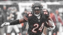 Bears RB Jordan Howard not worried about his role in offense