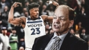 Report: Timberwolves owner Glen Taylor rejected Heat's Jimmy Butler trade offer that included Josh Richardson, protected 1st-round pick