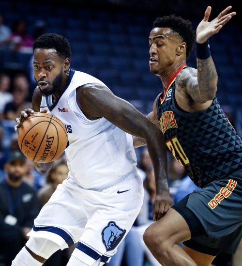 Who is Memphis Grizzlies forward JaMychal Green? An NBA player with a lot to prove