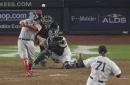 Boston Red Sox manager Alex Cora explains decision to bench Brock Holt: 'It's a tough league'