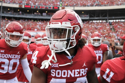 OU football: 'Bookie' Radley-Hiles tweets 'It's different when you love the coach you playin for'