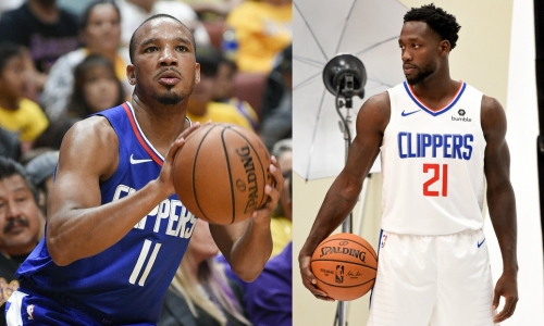 Clippers' focus on defense is boosted by backcourt of Patrick Beverley, Avery Bradley