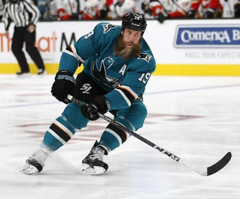 Around the NHL: Sharks best positioned to withstand big early season injury
