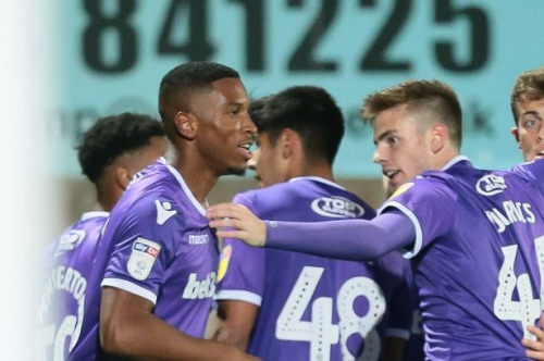 Teenage Stoke City striker showing special quality: 'He scores goals to win games'